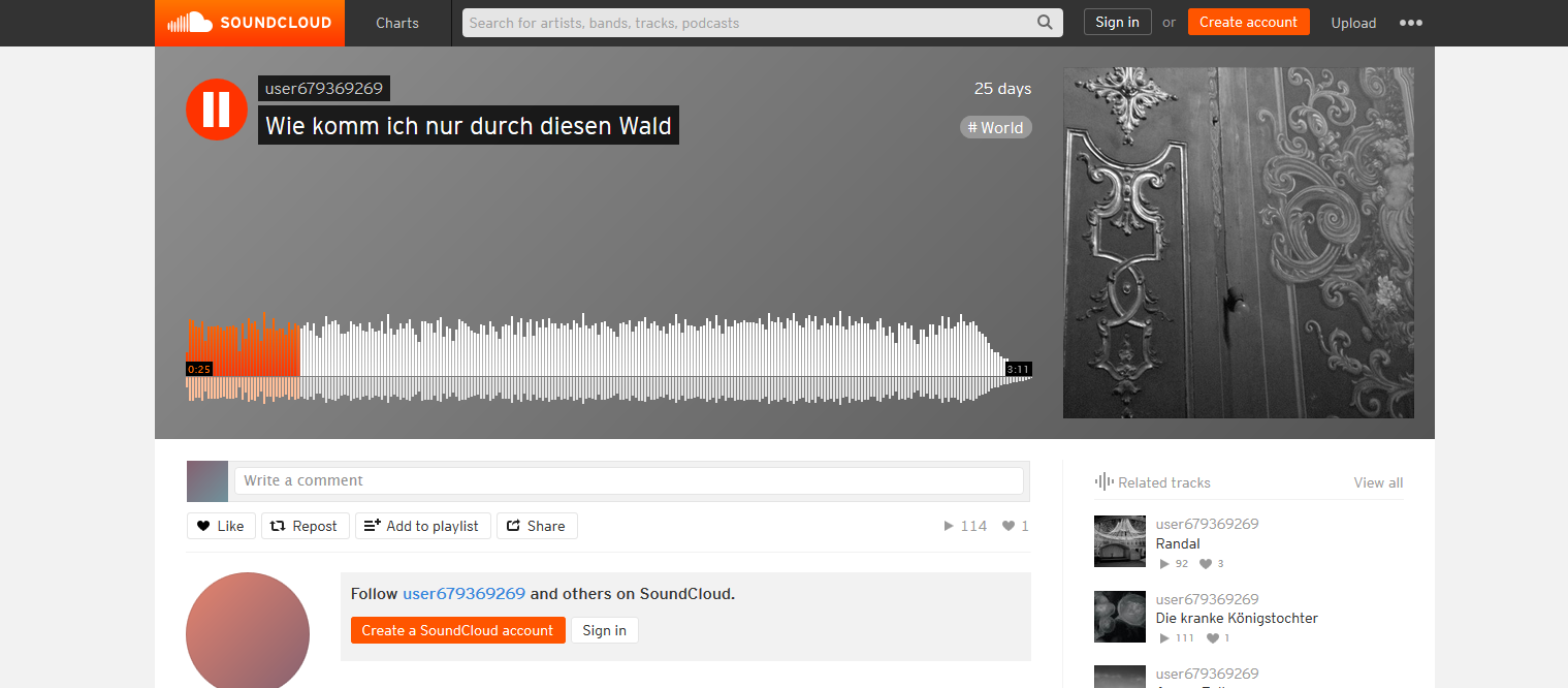 silberen soundcloud pic