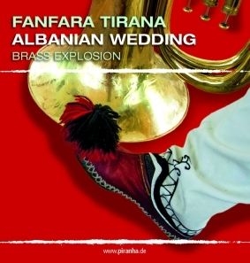 fanfara tirana albanian wedding big 9027
