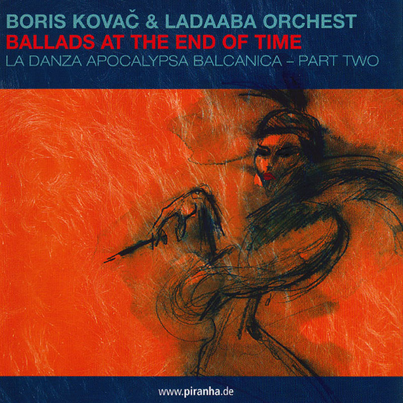 boris kovac ballads at the cover